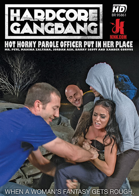 Hot Horny Parole Officer Put In Her Place
