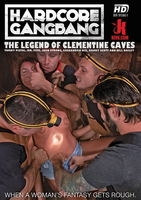 The Legend of Clementine Caves