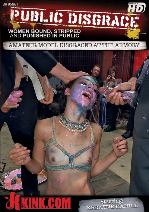 Amateur Model Disgraced at the Armory