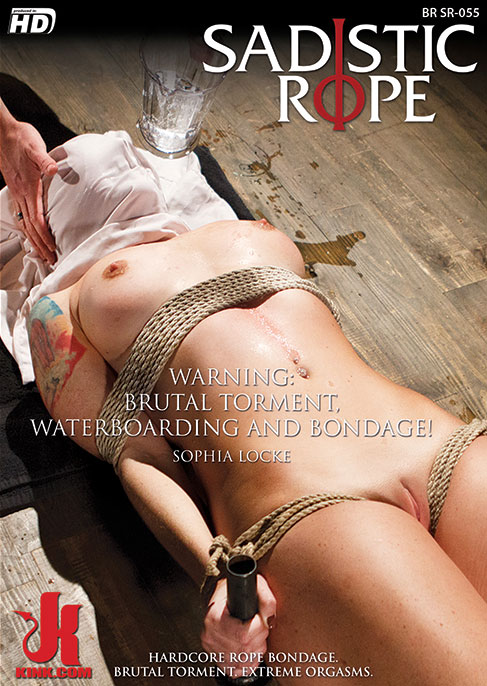 Warning: Brutal Torment, Waterboarding And Bondage!