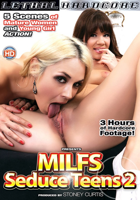 MILF Seduce Teens 2