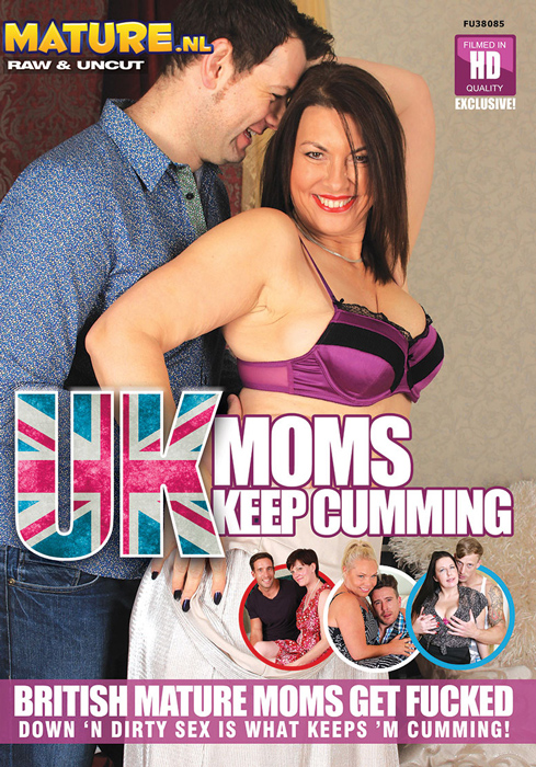 UK Moms Keep Cumming