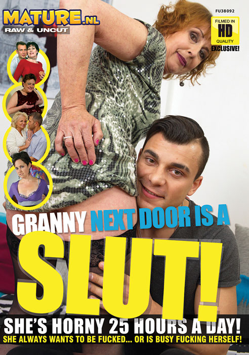 Granny Next Door is a Slut