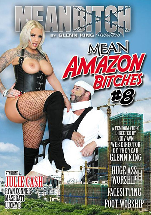 Mean Amazon Bitches #8
