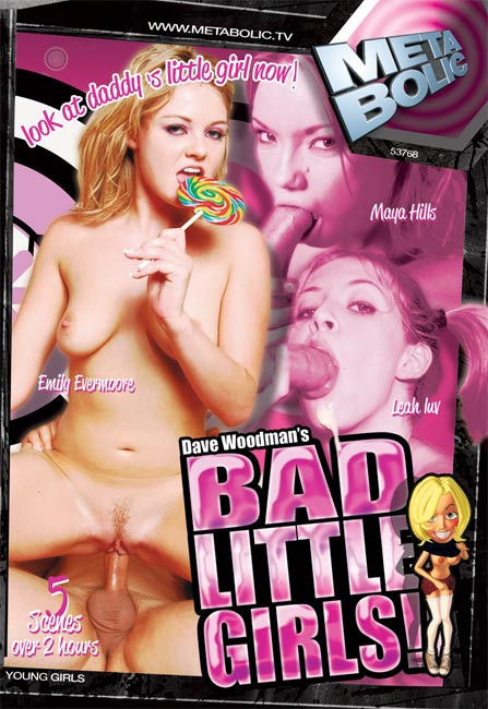 Bad Little Girls!