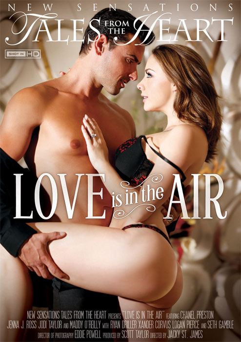 Любовь - В Воздухе / Love Is In The Air (2014) DVDRip