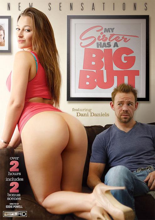 У Моей Сестры Большая Попа / My Sister Has A Big Butt (2014) DVDRip