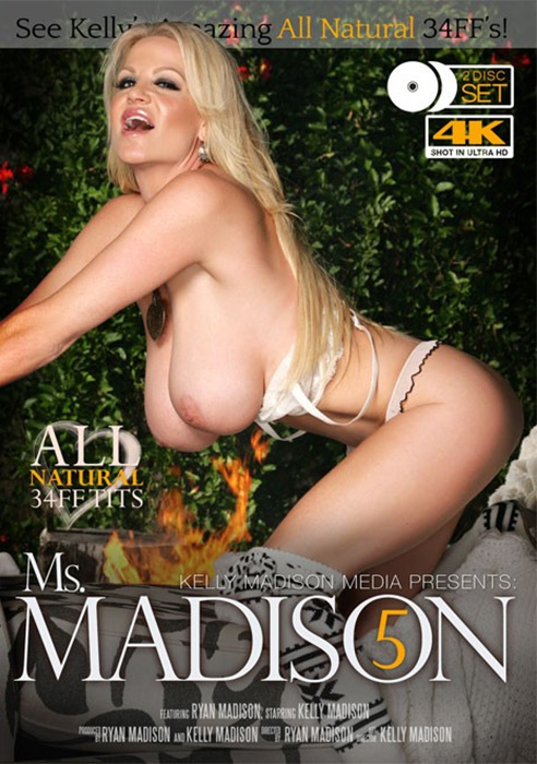 Ms Madison #5 (2 Disc Set)