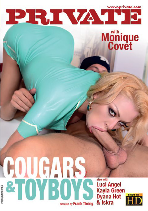 Cougars & Toy Boys