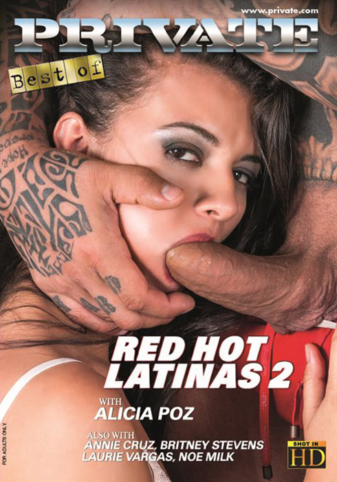 The Best of Red Hot Latinas 2