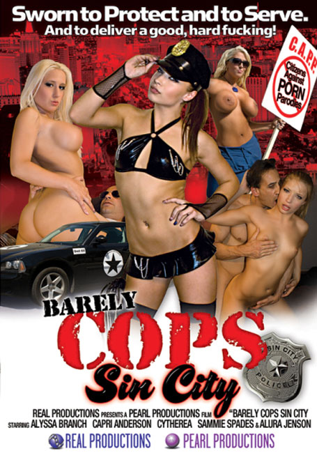 Barely Cops Sin City