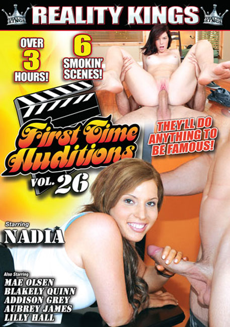 ������� ����� #26 / First Time Auditions #26 (2013) DVDRip