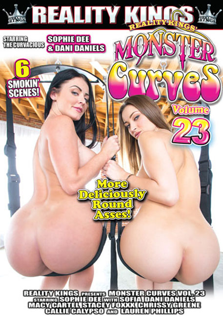 ����� ������� #23 / Monster Curves #23 (2013) DVDRip