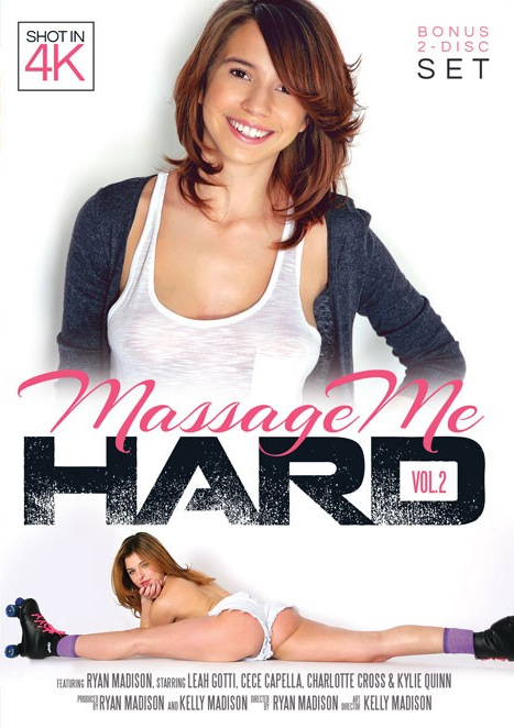 Massage Me Hard Vol. 2 (2 Discs)
