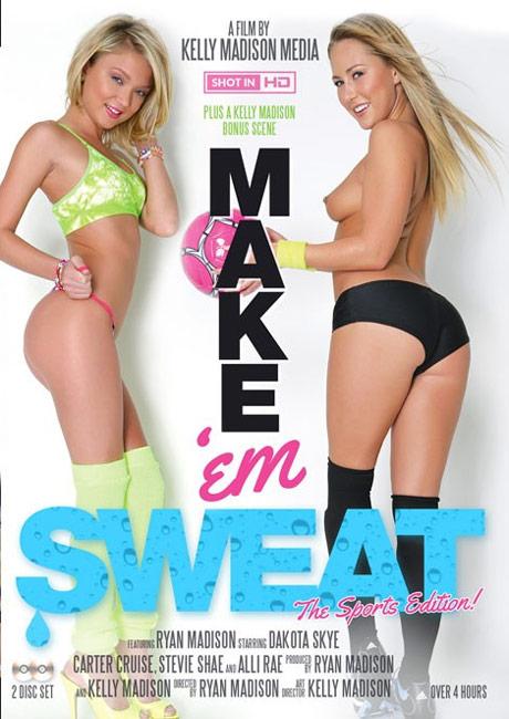 Заставь Их Потеть / Make 'Em Sweat (2014) DVDRip