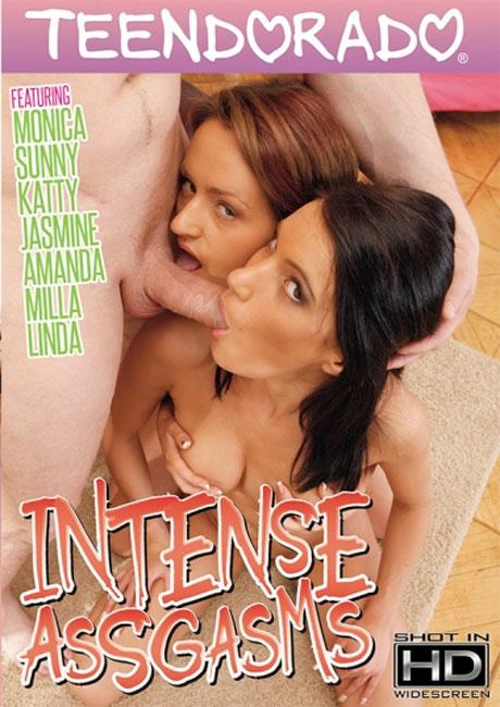 ����������� �������� ������� / Intense Assgasms (2014) DVDRip