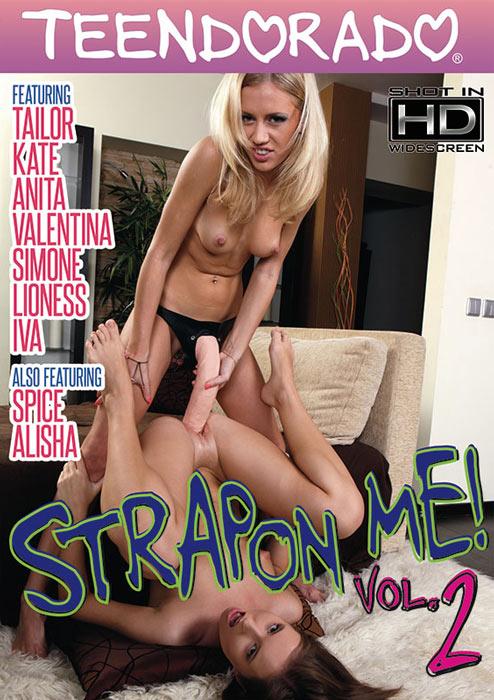 Отстрапонь Меня! #2 / Strapon Me! #2 (2014) DVDRip