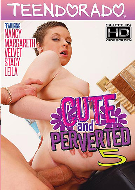 ����� � ���������� #5 / Cute And Perverted #5 (2014) DVDRip