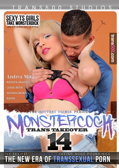 Monstercock Trans Takeover 14