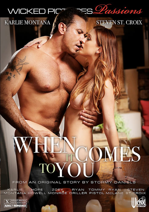 Когда Дело Касается Тебя / When It Comes To You (2014) DVDRip