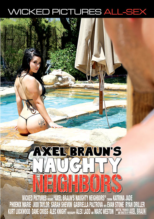 Шаловливые Соседки / Axel Braun's Naughty Neighbors (2014) DVDRip