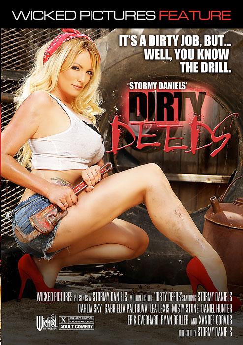 Грязные Делишки / Dirty Deeds (2014) DVDRip