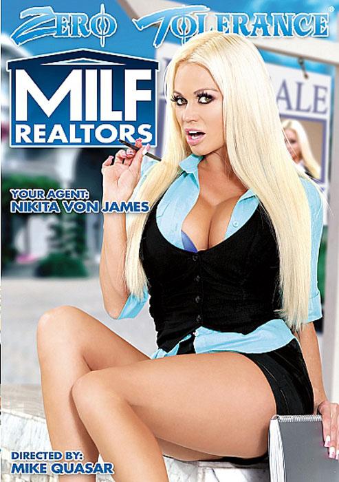 Мамочки Риэлторы / MILF Realtors (2013) DVDRip